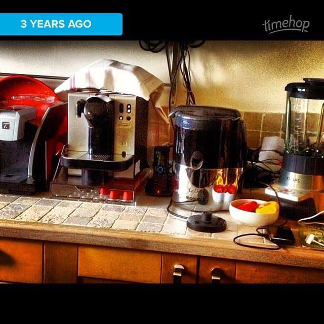 my old kitchen @