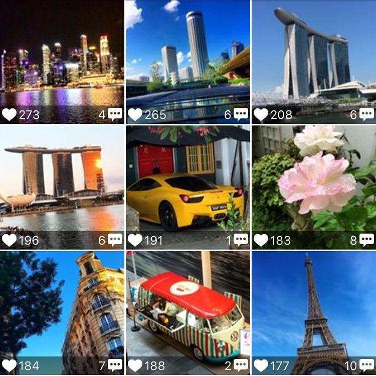 Depuis la création de mon Instagram c'est ️ qui reçoit la palme des photos les plus likés. Merci à toutes et tous !