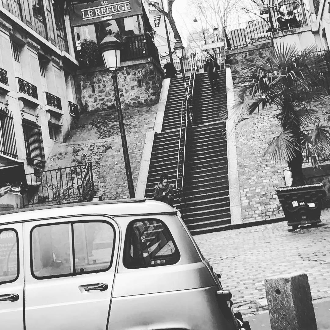 : Dans les rues de  🌞 ️