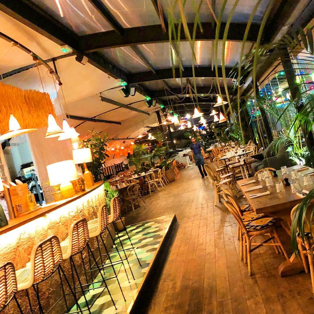 Restaurant sur la Seine, le