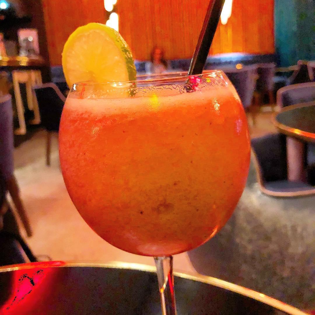 Un deuxième cocktail du week-end 🌞 ️