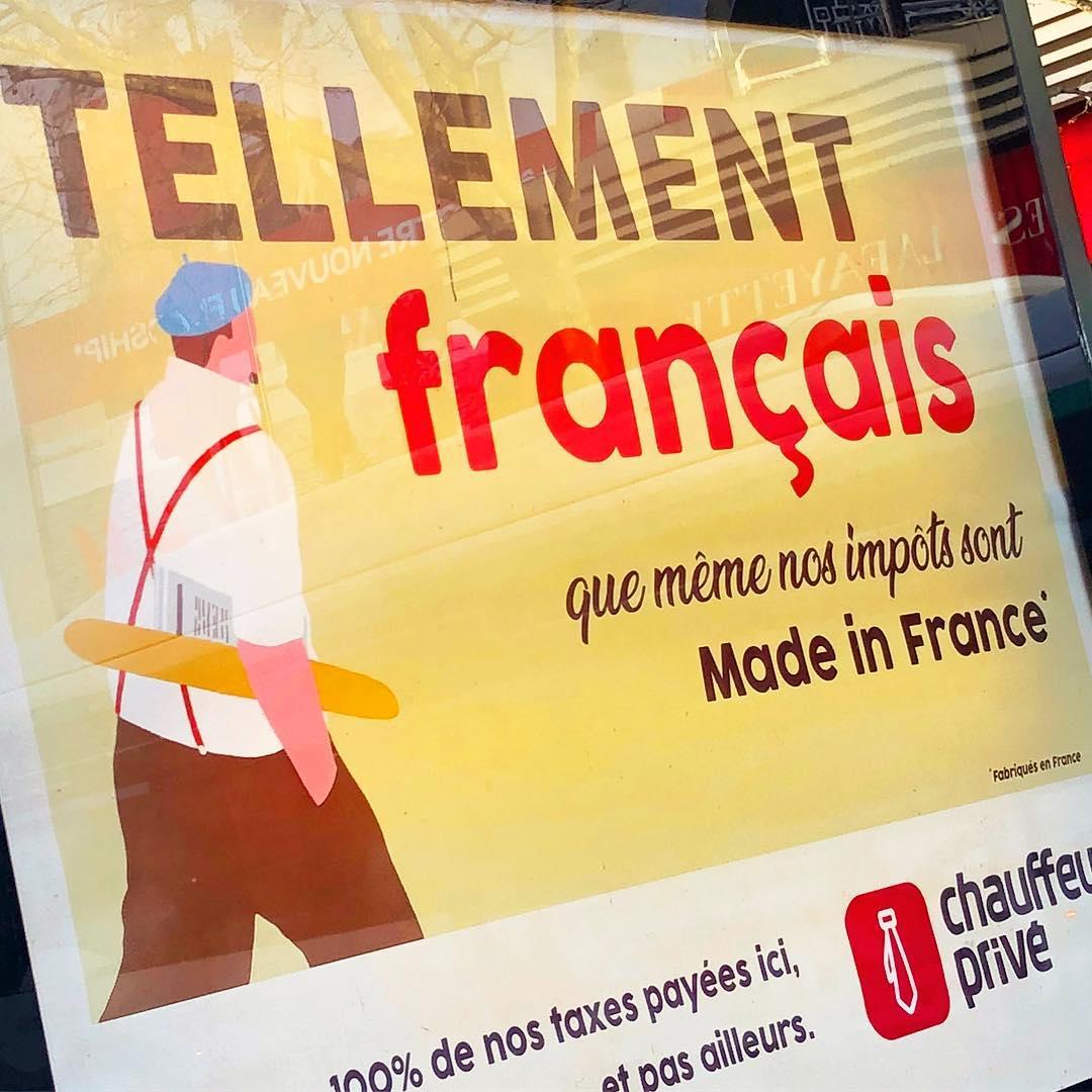 """""""Tellement français que même nos impôts son Madeleine in France"""" 🌞 ️"""
