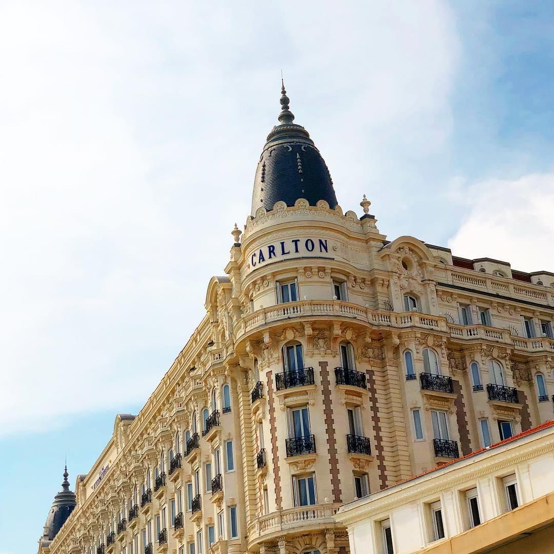 #CoteD'Azur2018 le grand retour ? Peut-être pour bientôt ! ♂️⛱ #CarltonInterContinental.