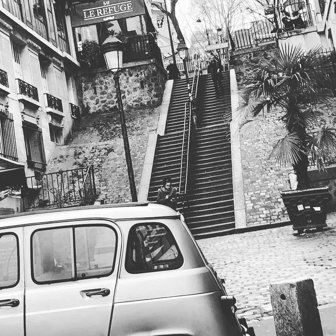 Dans les rues de  ? ️