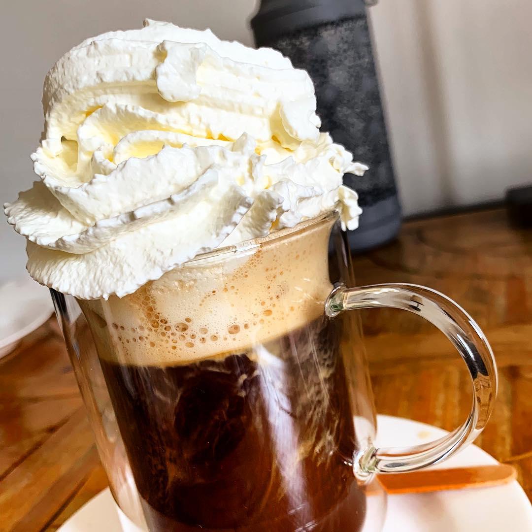 Ça s'appelle un café légiois ! 🌞 ️