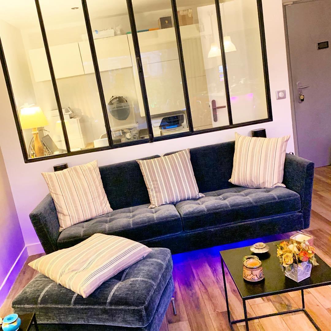 Nouveau canapé 🌳🌞 ️ @mairie18