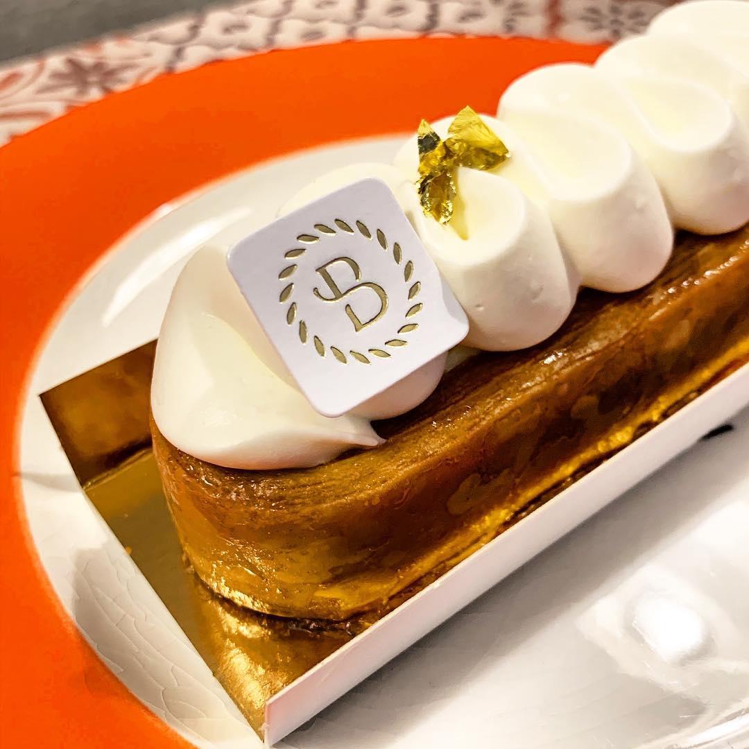 Les pâtisseries 🌳🌞 ️ @mairie18