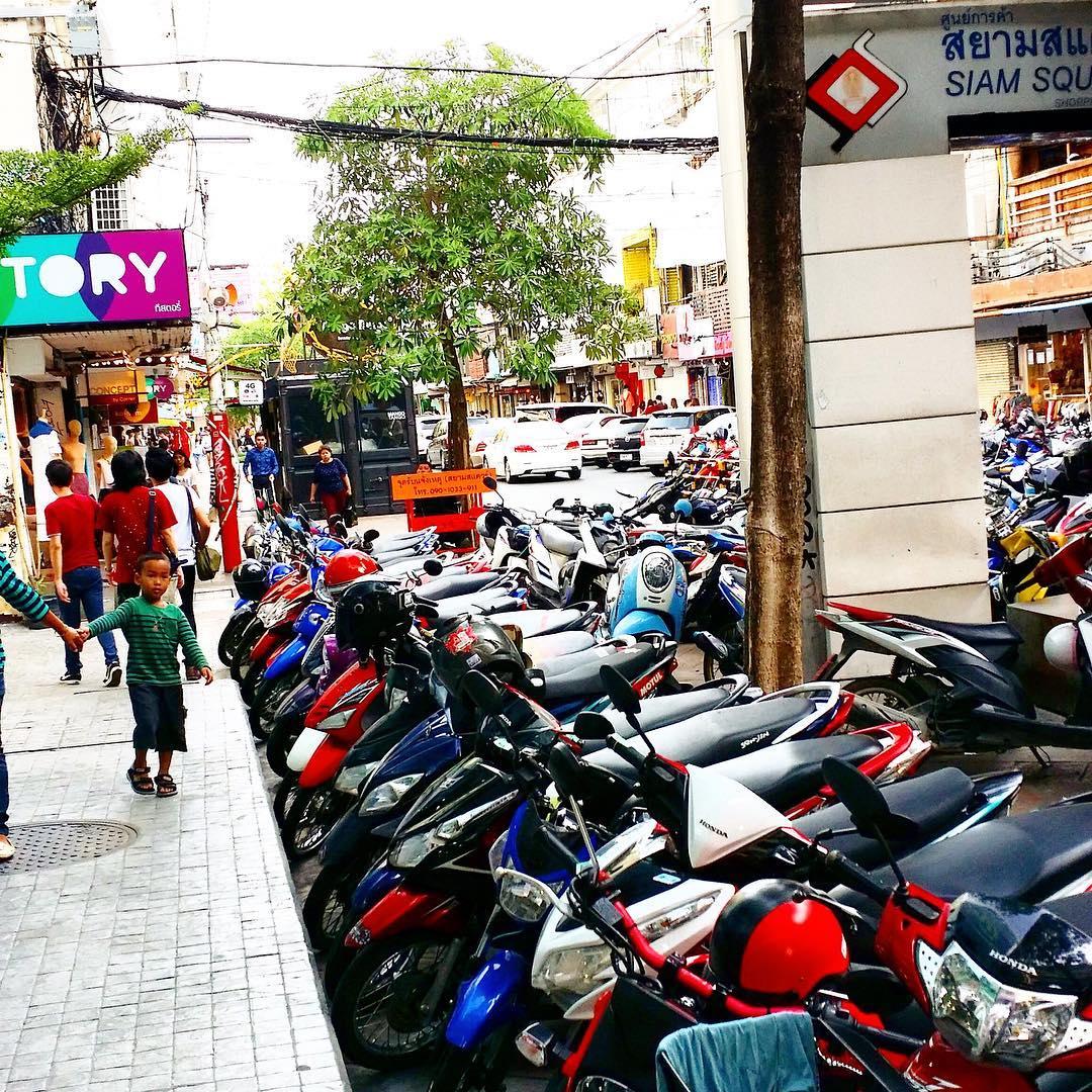 Dans les rues de ️ 😎