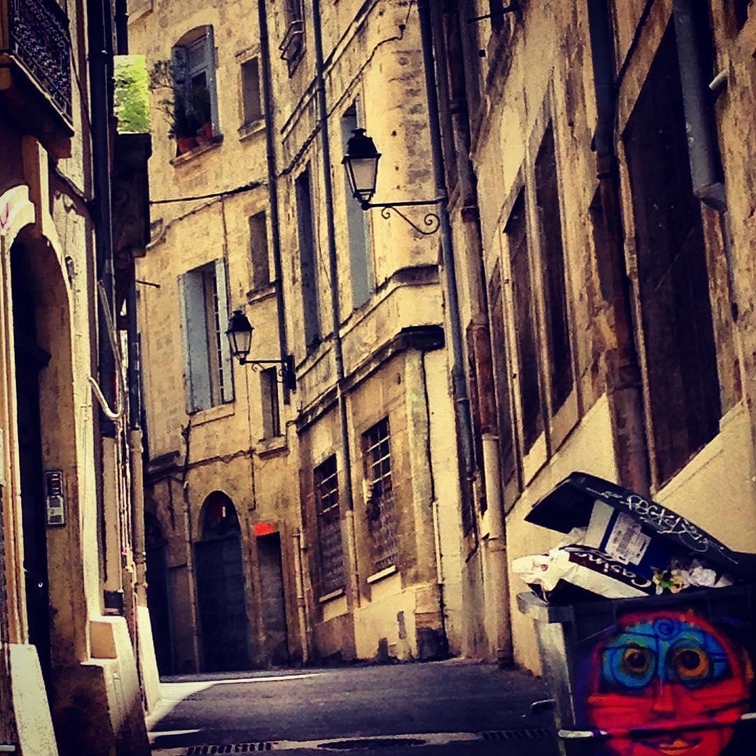 Dans les rues de ️
