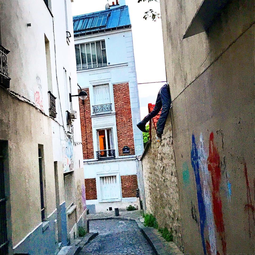 Dans les rues de  🌞 ️ @mairie18