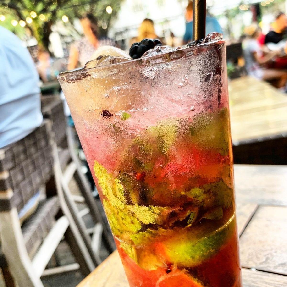 Ce cocktail est une sculpture ️ ️ #ILoveSingapore-
