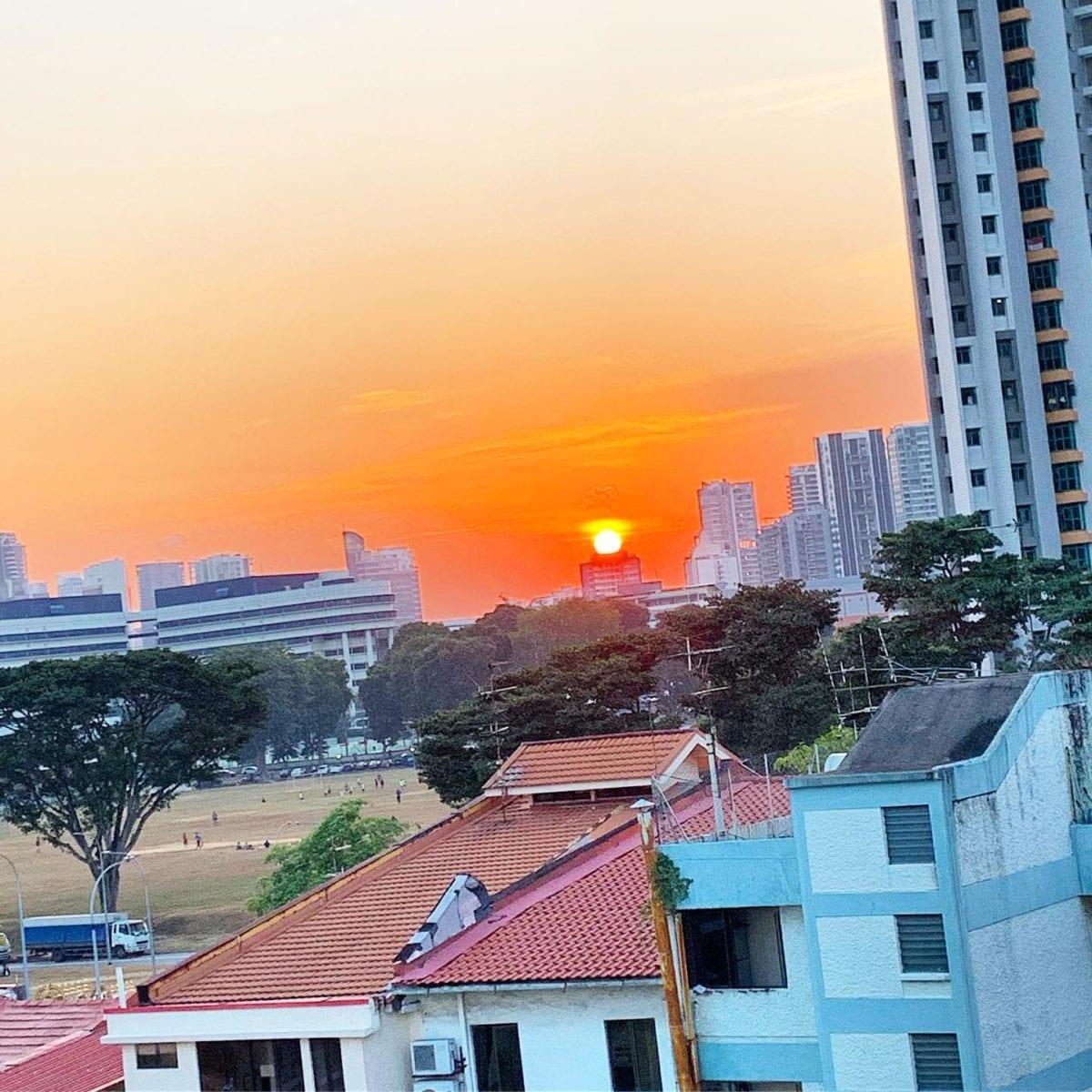 Dans les rues de ️ ️ #ILoveSingapore-