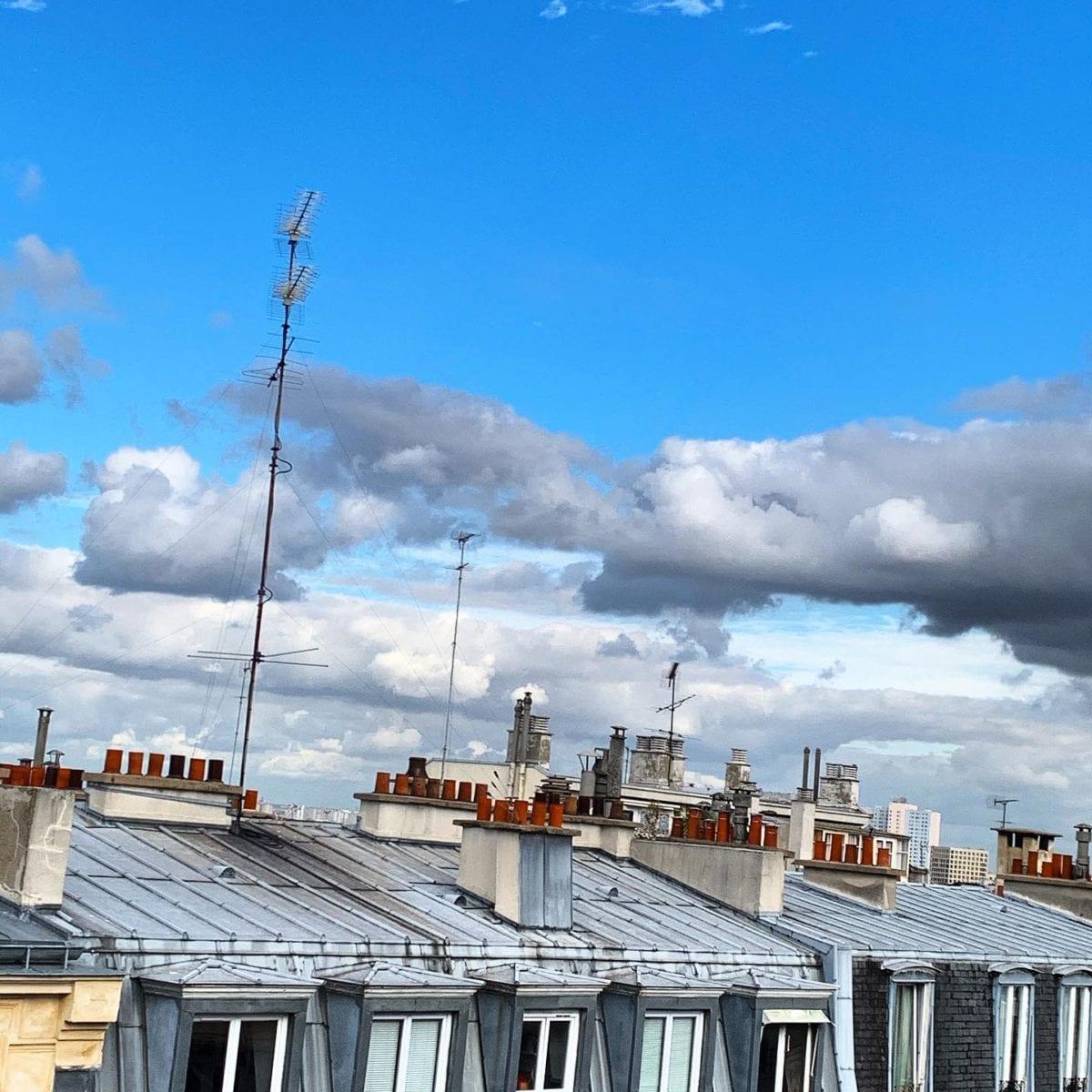 Sur les toits de  ? ️ @mairie18