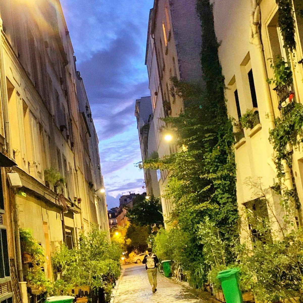 Dans les rues de 🌞 ️
